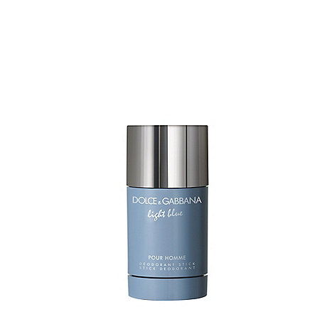 Dolce&Gabbana - +Light Blue Pour Homme+ deodrant stick