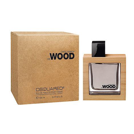Dsquared - +He Wood+ eau de toilette