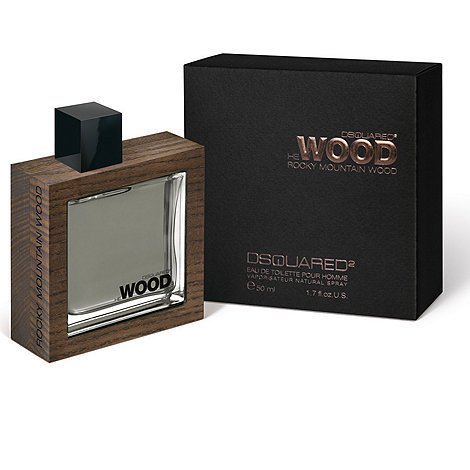 Dsquared - Rocky mountain wood eau de toilette