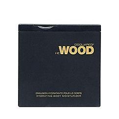 Dsquared - He Wood Body Moisturiser