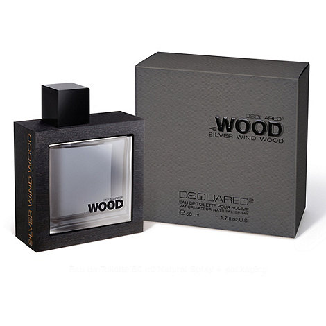 Dsquared - D2 Silver Wind Wood Eau De Toilette 50ml