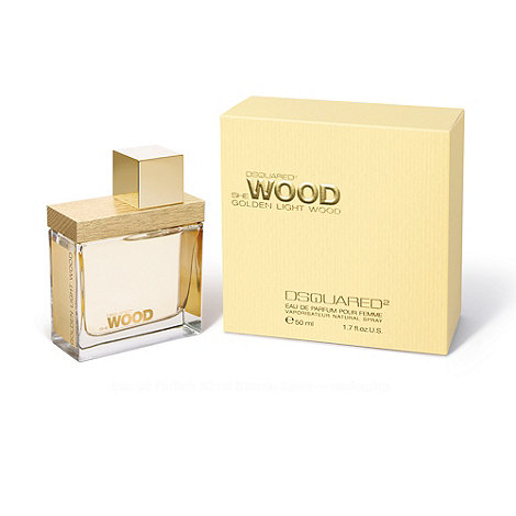 Dsquared - D2 Golden Light wood eau de toilette 30ml