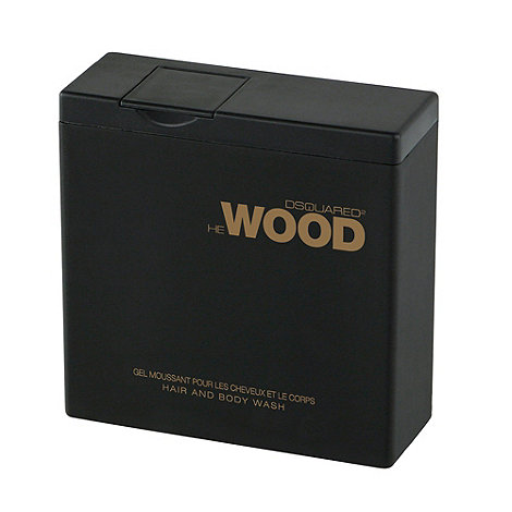 Dsquared - He Wood Hair & Body Wash 200ml
