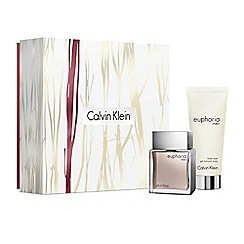 Calvin Klein - Euphoria Men 50ml Eau de Toilette gift set