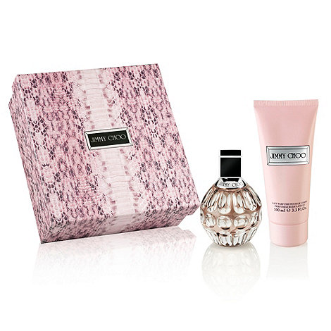 Jimmy Choo - Jimmy Choo 60ml Eau de Parfum Gift Set