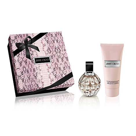 Jimmy Choo - +Jimmy Choo+ eau de parfum 60ml gift set