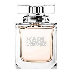 Karl Lagerfeld - Karl Lagerfeld for Women Eau de Parfum 85ml