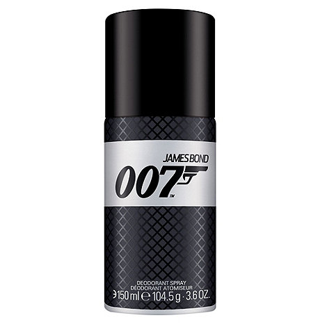 James Bond - +Signature+ deodorant spray
