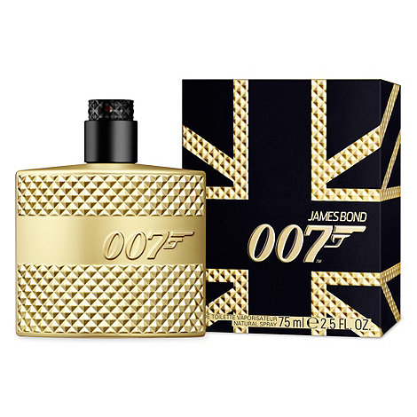 James Bond - +Signature+ gold eau de toilette