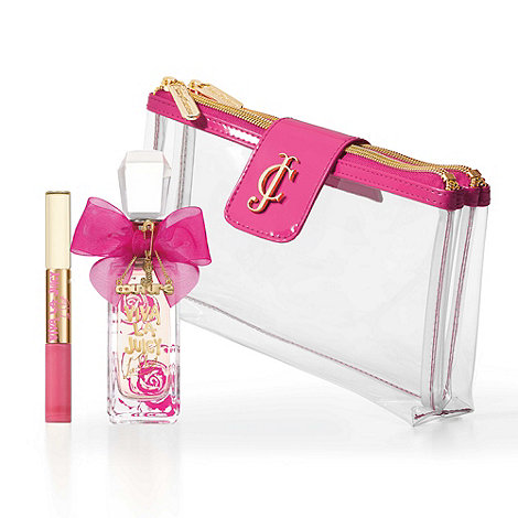 Juicy Couture - +Viva La Juicy La Fleur+ eau de toilette gift set