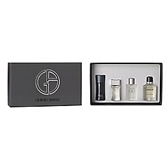 Giorgio Armani - Luxury Miniature Gift Set Collection for Him