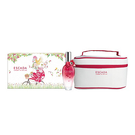 Escada - Cherry in the Air 30ml EDT Gift Set