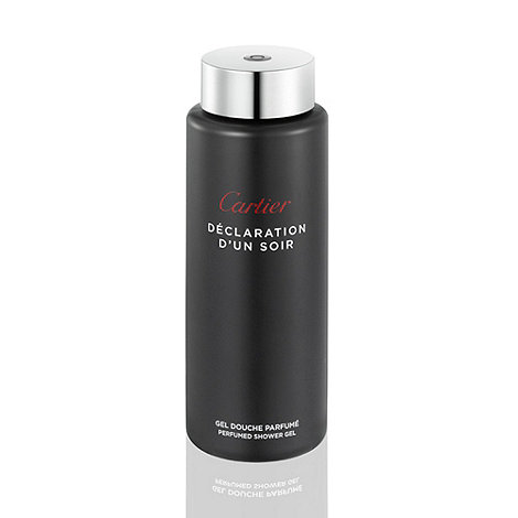 Cartier - Déclaration D+un Soir+ shower gel