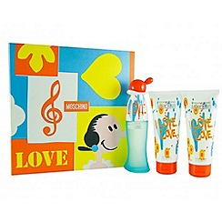 Moschino - I love love Eau de Toilette Gift Set 50ml