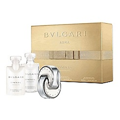 BVLGARI - Omnia Crystalline EDT 40ml Christmas gift set  - Worth £66