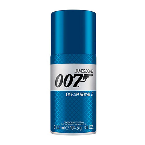 James Bond - +Ocean Royale+ deodorant spray