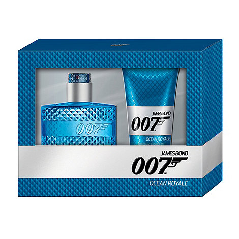James Bond - Ocean Royale 30ml Eau de Toilette Gift Set