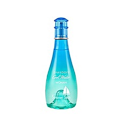 Davidoff - Cool Water Woman Summer 2015 Edition Eau de Toilette 100ml