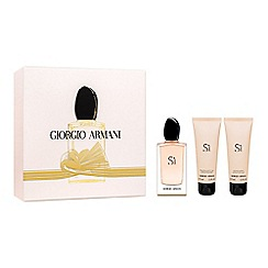 Giorgio Armani - Si Eau de Parfum 100ml Gift Set for Her
