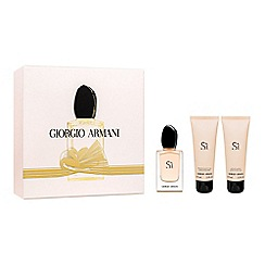 Giorgio Armani - Si Eau de Parfum 50ml Gift Set for Her