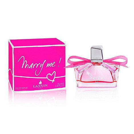 Lanvin - Marry Me A La Folie Eau de Parfum