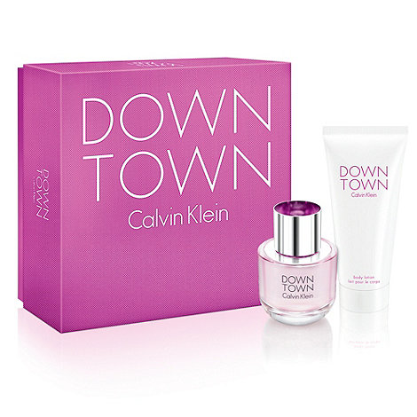 Calvin Klein - Downtown Calvin Klein 50ml Eau de Toilette Gift Set