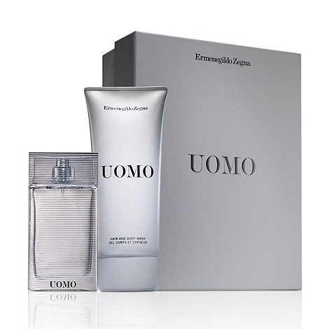 Zegna Uomo Fragrance & Body Wash