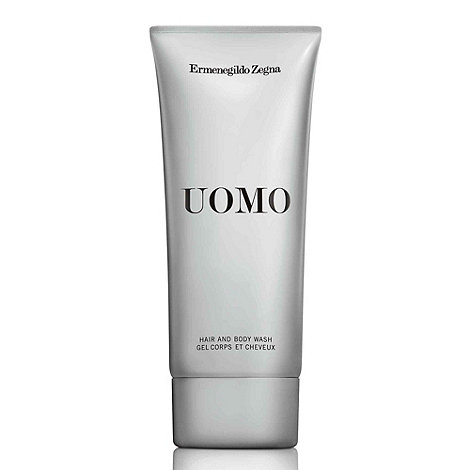 Zegna - Uomo Hair & Body Wash 200ml