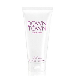 Calvin Klein - Downtown Calvin Klein Body Lotion 200ml