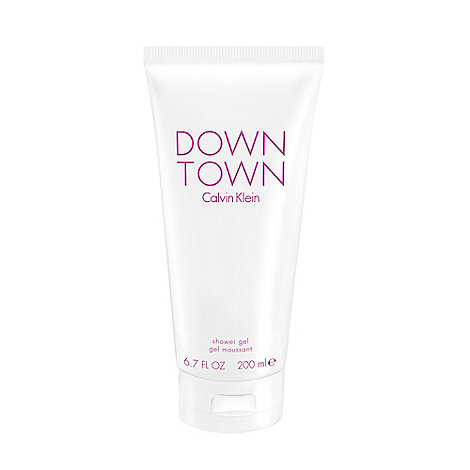 Calvin Klein - Downtown Calvin Klein Body Wash 200ml