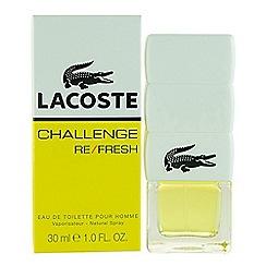 Lacoste - 'Challenge Re/Fresh' eau de toilette 75ml