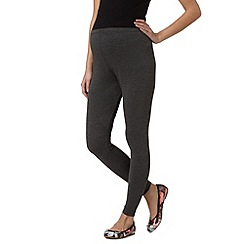 Red Herring Maternity - Dark grey maternity leggings