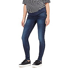 Red Herring Maternity - Dark blue maternity jeggings