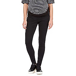 Red Herring Maternity - Black maternity fit jeggings