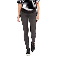 Red Herring Maternity - Dark grey maternity jeggings