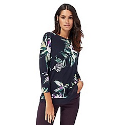 RJR.John Rocha - Multi-coloured floral print top