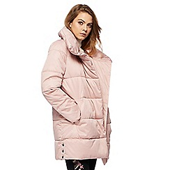 RJR.John Rocha - Pink padded coat
