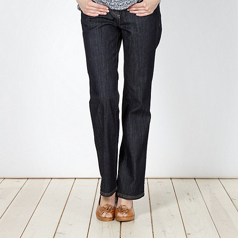 RJR.John Rocha - Designer dark blue bootcut jeans