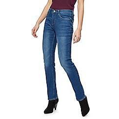 RJR.John Rocha - Bright blue 'Elsa' straight fit jeans