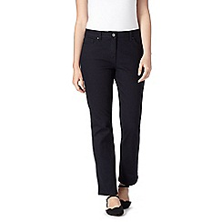 RJR.John Rocha - Dark blue shape enhancing straight leg jeans