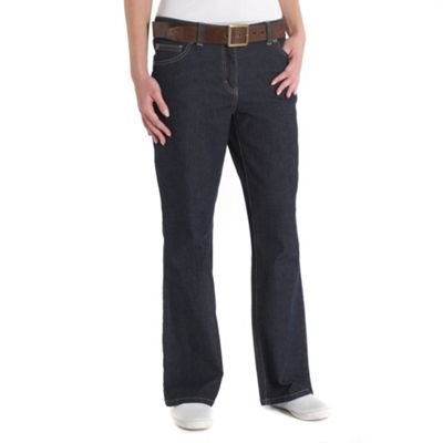 Rocha.John Rocha Indigo cross hatch jeans product image