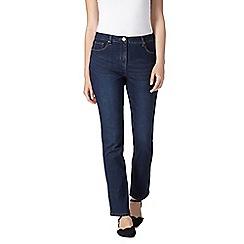 RJR.John Rocha - Designer blue 'Alice' slim leg jeans