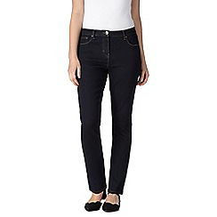 RJR.John Rocha - Dark blue shape enhancing 'Alice' slim leg jeans