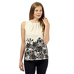 RJR.John Rocha - Designer natural wild flower border top