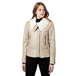 RJR.John Rocha - Shearling jacket