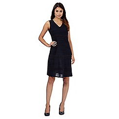 RJR.John Rocha - Navy lace dress