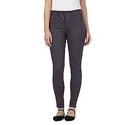 RJR.John Rocha - Dark grey shape enhancing slim leg jeans