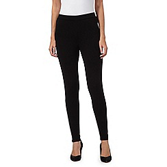 RJR.John Rocha - Black ponte leggings