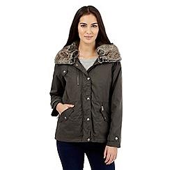 RJR.John Rocha - Khaki 3-in-1 parka jacket