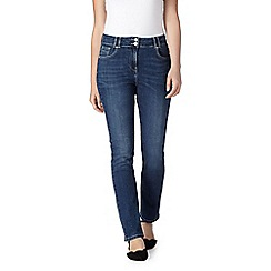 RJR.John Rocha - Vintage wash 'Brooke' slim jeans
